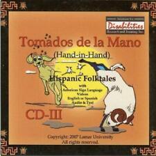 "Msl Mexican Sign Language ""Tomados de la Mano"" Hand in hand Cd-Iii Hispanic Stor"