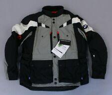 BMW Motorrad GS Dry Suit Jacket Grey/Black MM1 Men's Size EU 52/US 42 NWT