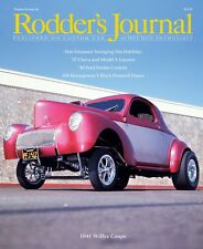 Rodders Journal 76A; Hot Rod, Gasser, Willys Coupe