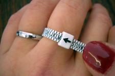 FINGER SIZER GAUGE FOR WEDDING ENGAGEMENT PERIDOT AQUA GARNET OPAL DIAMOND RING