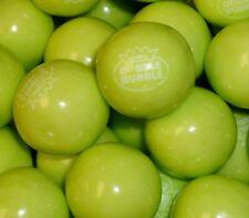 """Limeaid 5 Lb Dubble Bubble 1"""" Gumballs Bulk Vending Machine Candy"""