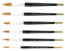 Brushes4Art Classico Acquerello Artisti Pennello - Varie Taglie Rotondo