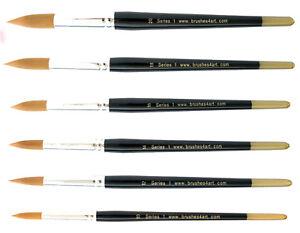 Brushes4Art Classic Watercolour Artists Paint Brush - Various Sizes ROUND