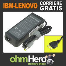 Alimentatore 20V 4,5A 90W per ibm-lenovo ThinkPad T61