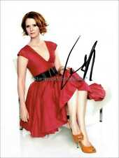 CYNTHIA NIXON AUTOGRAPH *SEX AND THE CITY (C)* HAND SIGNED 10X8 PHOTO