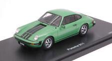Porsche 911 Coupe' Green / Black 1:43 Model 8919 SCHUCO