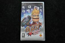 Buzz Master Quiz Sony PSP