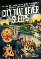 OLIVE FILMS DOF607D CITY THAT NEVER SLEEPS (DVD/B&W/1953)