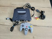 Nintendo 64 Grau Spielekonsole (PAL)