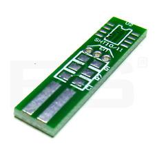 PCB for Sensirion SHT10 /11/15/20/21 humidity temp. sensor FR exp J+0 10276