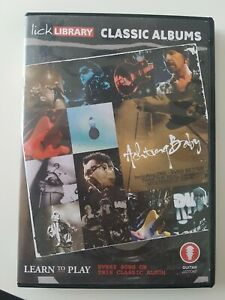 Lick library classic albums Dvd