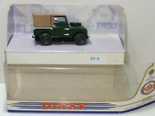 Matchbox DINKY DY9 B 1949 SERIES 1 LAND ROVER SWB