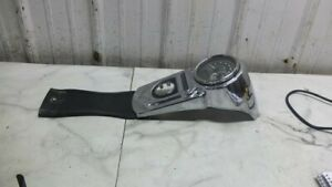 10 Harley Davidson FXDF Dyna Fat Boy Gauge Meter Speedometer Dash Trim Cover