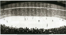 Interior View Detroit Red Wings Olympia Stadium Detroit Michigan Olympia