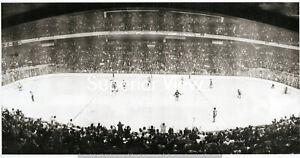Interior View Detroit Red Wings Olympia Stadium Detroit Michigan Olympia
