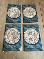 Vintage Passover Haggadahs Compliments of the Coffees of Maxwell House Set Of 4