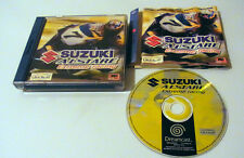 Sega Dreamcast:  Suzuki Alstare Extreme Racing - PAL