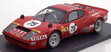 Ferrari 365 GT4 BB Competizione #75 24h Le Mans 1977 Migault/Guitteny 1/18 New!