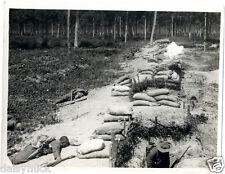 British Army Gurkha Bombing Party Trench 1915 World War 1 5x4 Repr Photo bl