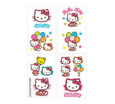 HELLO KITTY Party Supplies Favours TATTOOS SHEET