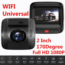"""Mini 2.0""""WIFI HD Car DVR Camera Video Recorder With Night Vision Parking Monitor"""