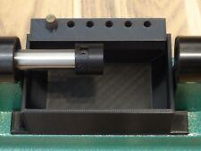 Brass catcher basket upgrade, for the RCBS trimmer-2,  3D printed (black)