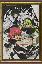 R.O.D. Read or Die TV Complete Collection Anime DVD Series BOXSET Eps 1-26 OOP