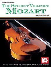 El estudiante Violinista: Mozart