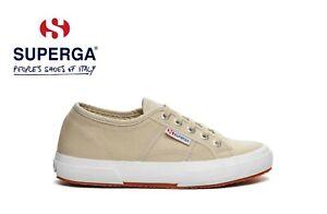 Superga 2750-plus Cotu, Sneaker Unisex COLOR TAUPE TAGLIA 36