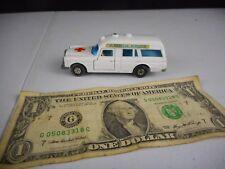 Vintage Lesney King Size K-26 Mercedes Ambulance