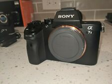 Sony Alpha A7 II 24.3MP Digital Camera - Black (Body Only) - 1018 shutter count