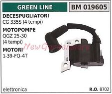 Bobine accensione GREEN LINE decespugliatori CG 335S (4 tempi) motopompe QGZ2530