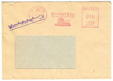 AFS, Strobel & Co., Fabrik & Lager techn. Artikel, o Mittweida, 925, 14.5.69