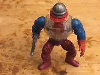 Masters of the Universe Roboto Action Figure Original Vintage MOTU