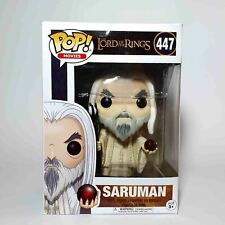 Funko Pop! Vinyl Figure Movies The Lord of the Rings #447 Saruman FUN13555