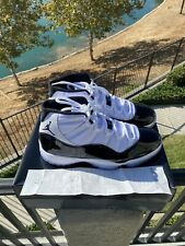 Jordan Concord 11 Size 12