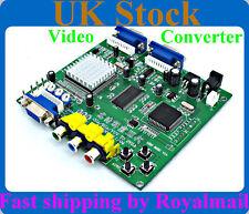 RGB RGBS TO VGA converter (2 VGA ) for arcade game etc.