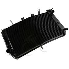 New Motor Black Aluminum Radiator Cooler For YAMAHA FAZER 800 FZ8 2011-2013 2012