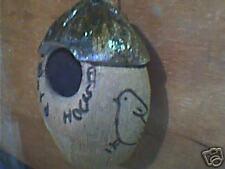 Bird's Nest  2, Carving, set of 2