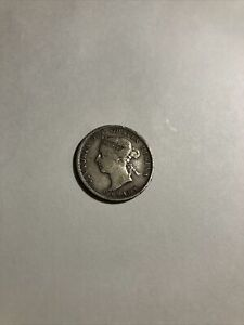 1899 Canadian Silver Quarter - Excellent Condition - Ungraded