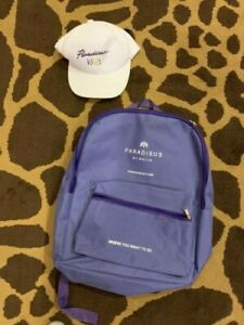Kids Backpack and Hat summer set PARADISUS by MELIA