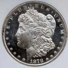 1878-CC Morgan Silver Dollar NGC MS64 PL Proof-like