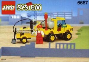 LEGO Town Pothole Patcher (6667)