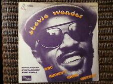 Vinyles stevie wonder soul, funk