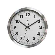 "La Crosse Technology 10"" Metal Wall Clock"