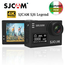 SJ6 LEGEND SJCAM 4K 24FPS SPORT ACTION CAMERA WIFI 16MP PANASONIC CAM HDMI HD