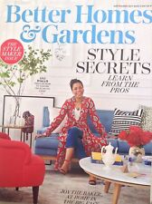 Better Homes U0026 Gardens Magazine Lili Diallo September 2017 092117nonrh