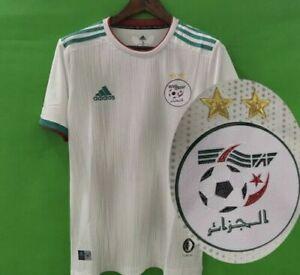 Maillot Algerie CAN 2019 2 ETOILES S M L XL