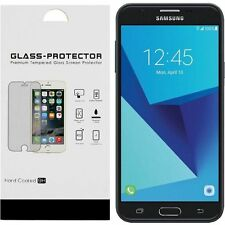 Tempered Glass LCD Screen Protector Film Cover For Samsung Galaxy Halo/J7 (2017)