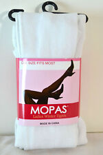 MOPAS LADIES WINTER FOOTED TIGHTS, ONE SIZE FITS MOST,STYLE #LT:100